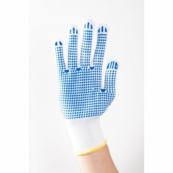 Aurelia PVC Dot Grip Liner Gloves 103